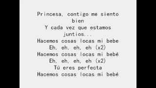Lyrics: Danny Romero -  Cosas Locas