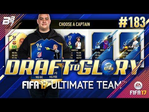 DRAFT TO GLORY! TRY HARD! #183 | FIFA 17 ULTIMATE TEAM