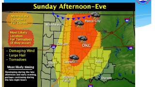 Severe Weather Briefing for Saturday-Monday, May 18-20, 2013