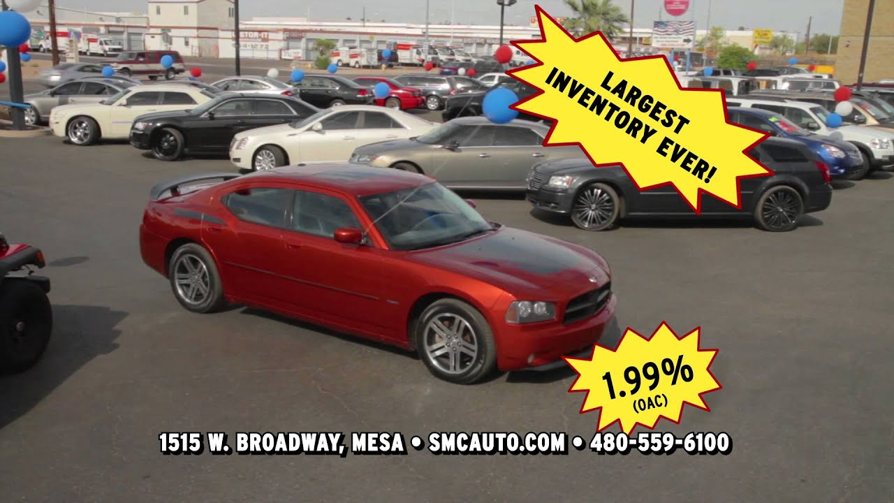 Used Car Dealership In Phoenix AZ