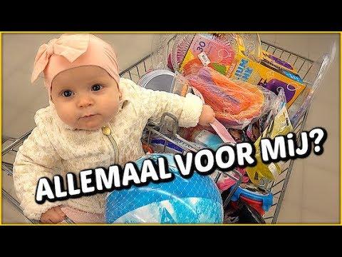 VERJAARDAG iNKOPEN DOEN 🎁 | Bellinga Familie Vloggers #1251