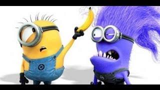 Evil Minion Wants Banana Clip
