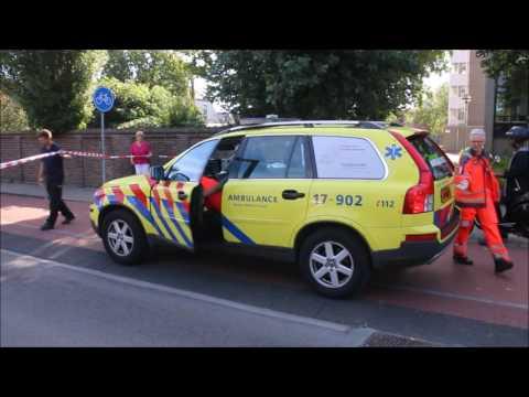 Dodelijk ongeluk Secretaris Verhoeffweg Naaldwijk