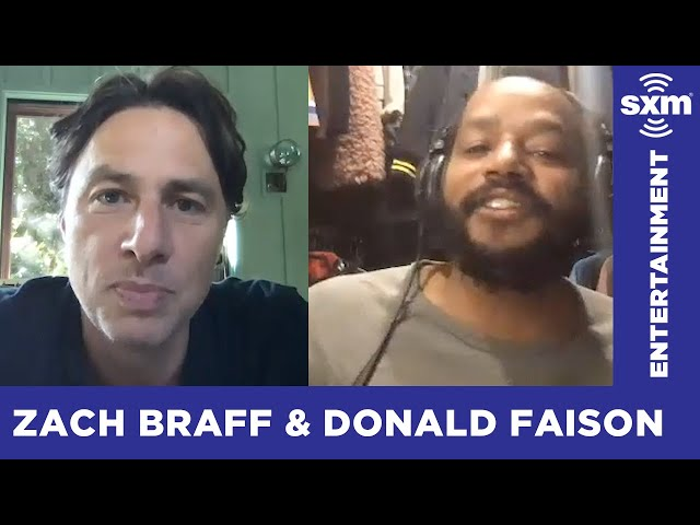 Zach Braff and Donald Faison on Their Love-Hate Relationship with Fans