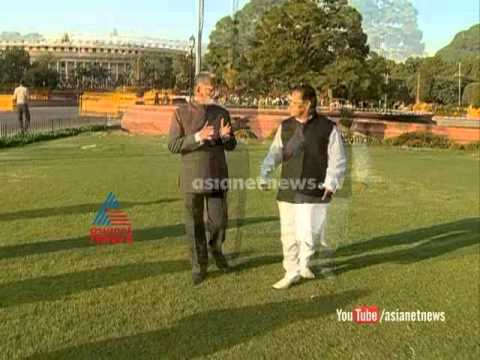 Chat with Lok Sabha MP Innocent and ISRO chairman  K. Radhakrishnan:  X'Mas Special Programme