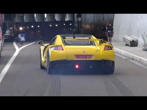 900HP Spania GTA Spano - Power Launch!
