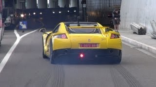 900HP Spania GTA Spano - Power Launch!
