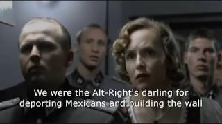 Hitler Finds Out Trump Supports Amnesty
