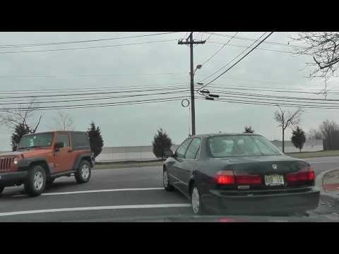 Вся правда о США: идиоты на дорогах