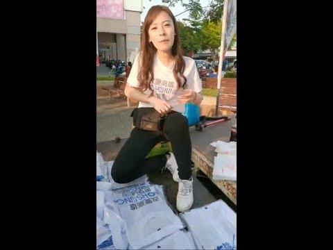 (Live) 韓國瑜岡山夜襲現場直播