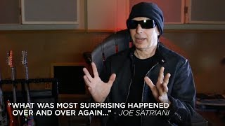 "Joe shares what was most surprising in creating ""What Happens Next"""