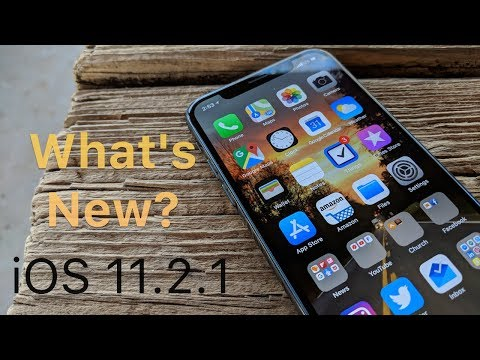 iOS 11.2.1 is Out! - What