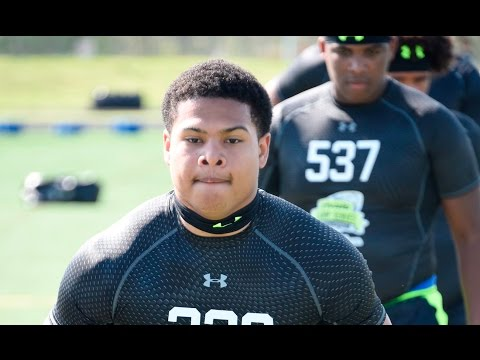 New 2018 Five-Star: Xavier Thomas