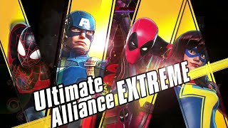 Marvel Ultimate Alliance 3: The Black Order: Quick Look (Video Game Video Review)
