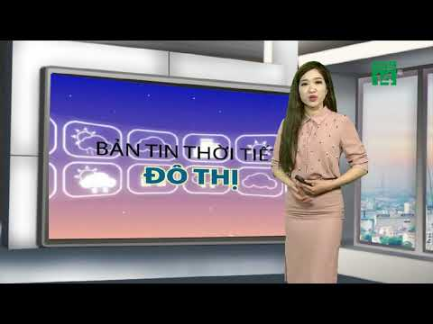 VTC14 | Thời tiết các thành phố lớn 26/04/2018| TP HCM ngày hôm nay vẫn khá oi và nóng 34- 35 độ