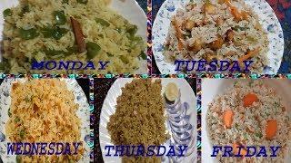 Download ఉదయాన్నే హడావుడి పడకుండా సులభంగా లంచ్ బాక్స్ చెయ్యడానికి  5 Lunch Box Recipes||Rice Recipes||RAMA Mp3 and Videos