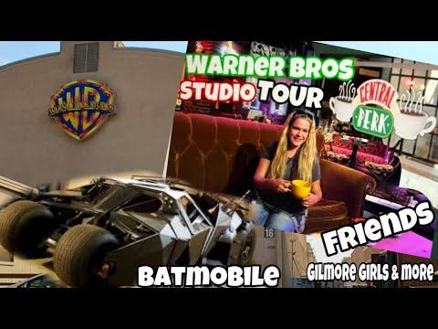 WARNER BROTHERS STUDIO TOUR HOLLYWOOD Mp3