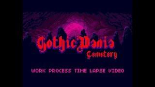 GothicVania Cemetery Pack