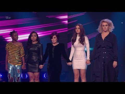 The Results Who Is Going Home Live Shows Week 1 X Factor Uk 2017
