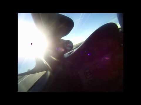 Omar's car spinning 225/50 BFG Drag Radials