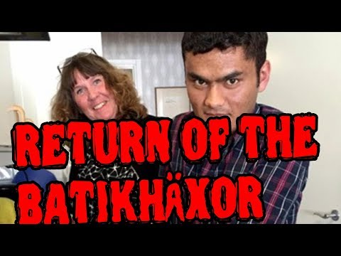 Women who sexualize migrants - RETURN OF THE BATIKHÄXOR