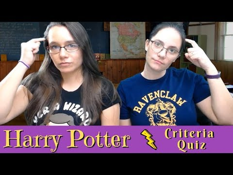 Can you name the Harry Potter chapters when given a clue