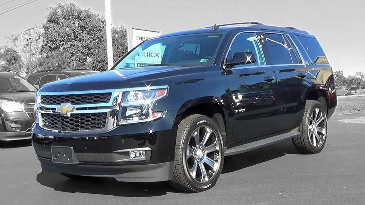 Tahoe 2015 chevrolet tahoe lt : 2015 Chevy Tahoe: Review - YouTube