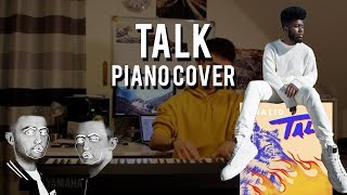Khalid & Disclosure - Talk (Piano Cover)