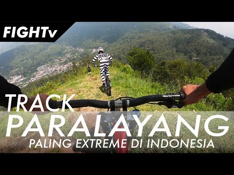 track-downhill-paling-extreme-di-indonesia...//-track-paralayang-//-fightv