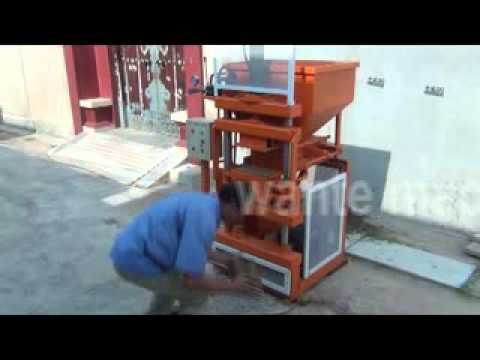 WT1-10 eco brick making machine