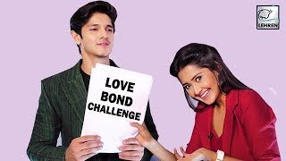Download lagu Kanchi Singh And Rohan Mehra Play 'Guess The Word' Game