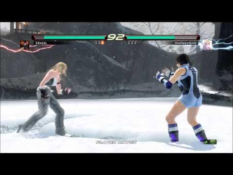 Semjaxs Video Game Emporium - Tekken 6 - Unshipped Link (Asuka) VS Semjax (Lili)