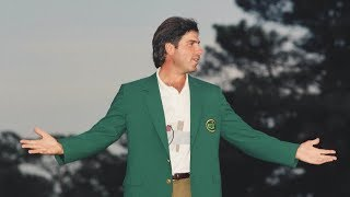 1992 Masters Tournament Final Round Broadcast