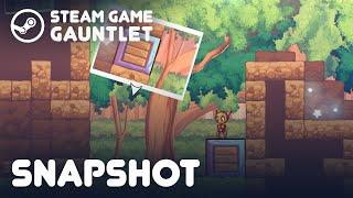 SNAPSHOT. Steam Game Gauntlet