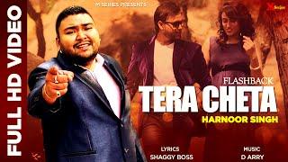 TERA CHETA FLASH BACK | HARNOOR | NEW PUNJABI SONG 2015 | OFFICIAL FULL VIDEO HD