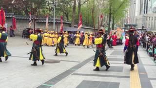 徳寿宮交代式