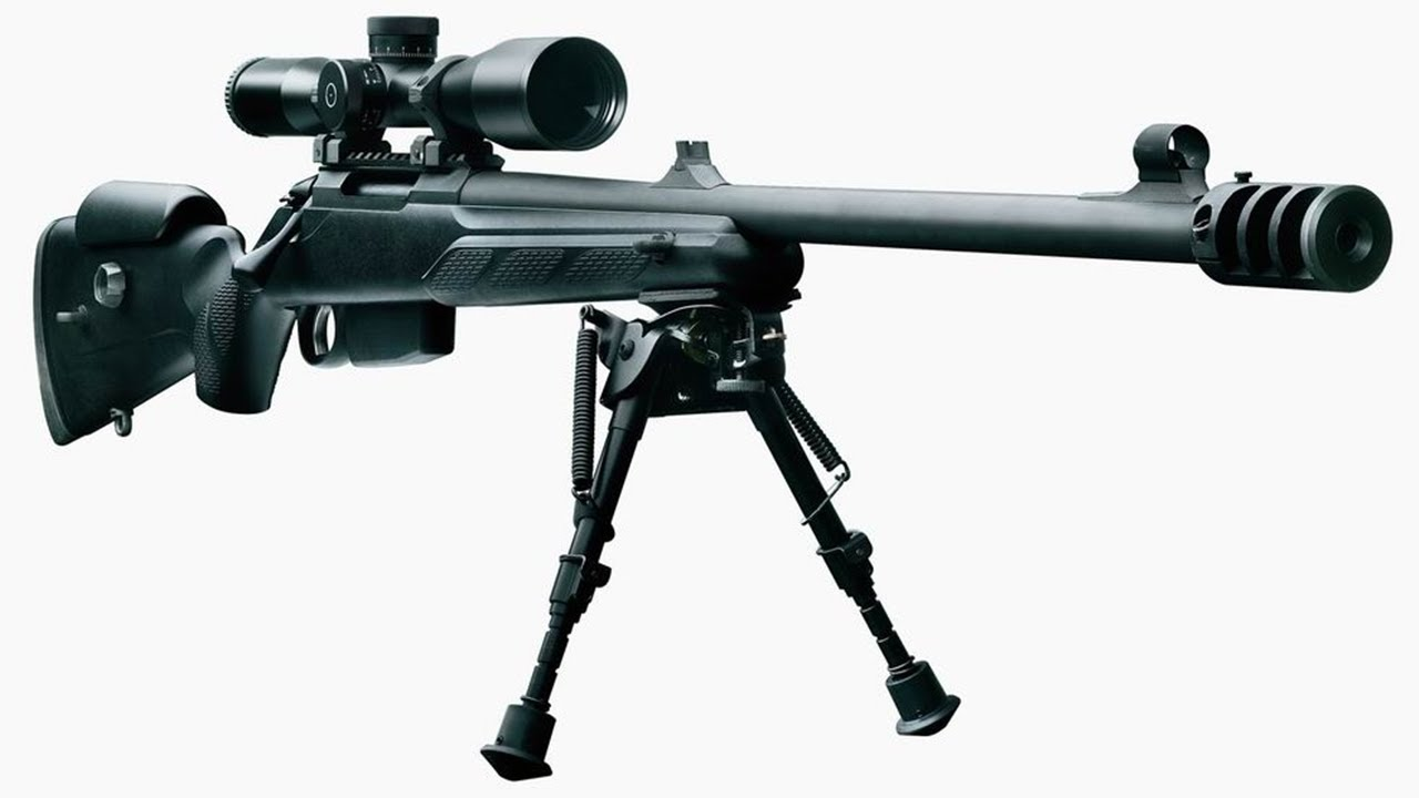 Top 10 Best Sniper Rifles in The World | 2021