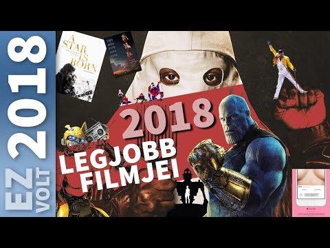 Ez volt 2018 - Kedvenc filmjeim / Legjobb mozis filmek letöltés