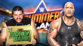 WWE SummerSlam 2018: Last-Minute Rumours You Need To Know