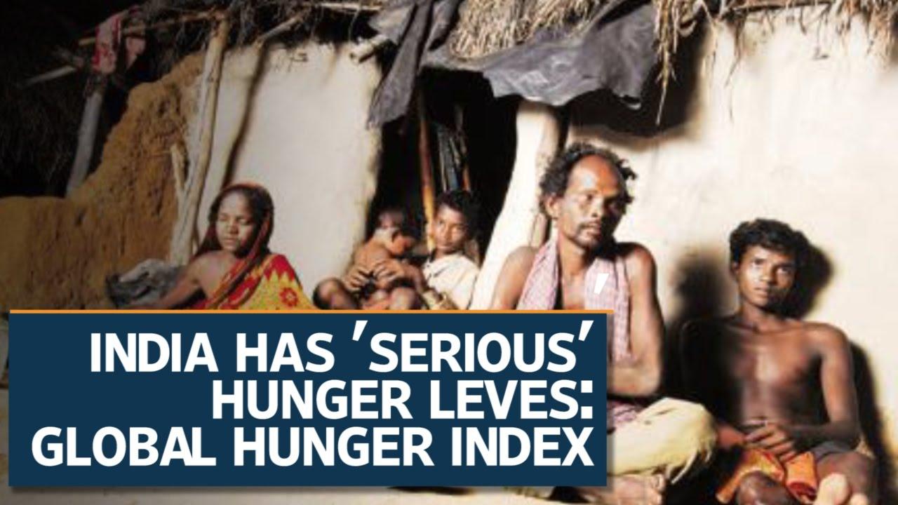 2016 Global Hunger Index: 15% of India's population is undernourished
