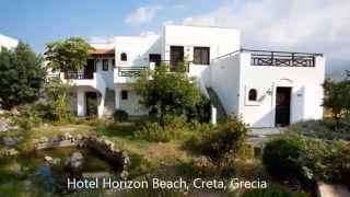 Hotel Horizon Beach, Creta, Grecia