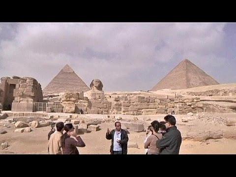 Touristen flirten wieder mit Cheops & Co - economy