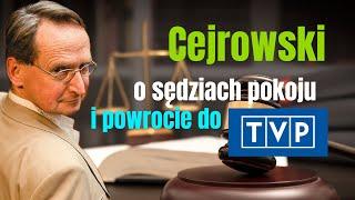 Cejrowski o sędziach i powrocie do TVP 2019/11/26 Radiowy Przegląd Prasy 1024