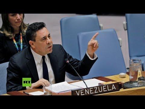 Votación de resoluciones antagónicas en el Consejo de Seguridad de la ONU sobre Venezuela