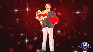 Поздравление для ЛЮБИМОЙ с днем Св. Валентина!