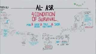 Brief Explanation of Surah Al-Asr - Br. Nouman Ali Khan ᴴᴰ