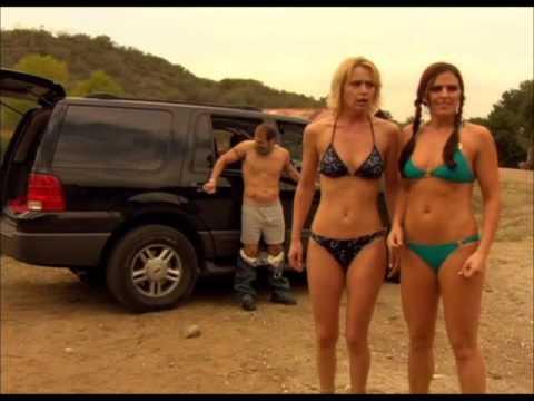 Jassie and belinda gavin bikini chain gang 6