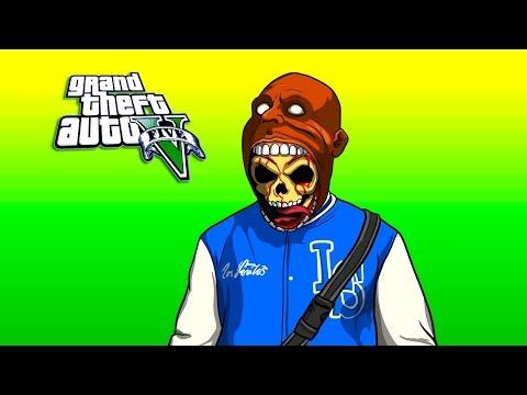GTA 5 ONLINE -  AFRICAN TROLLS PLAYERS ONLINE (MUST WATCH)
