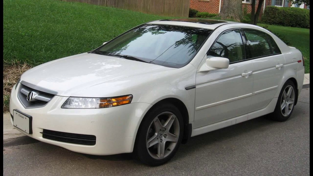 acura tl 2004 2008 specifications youtube