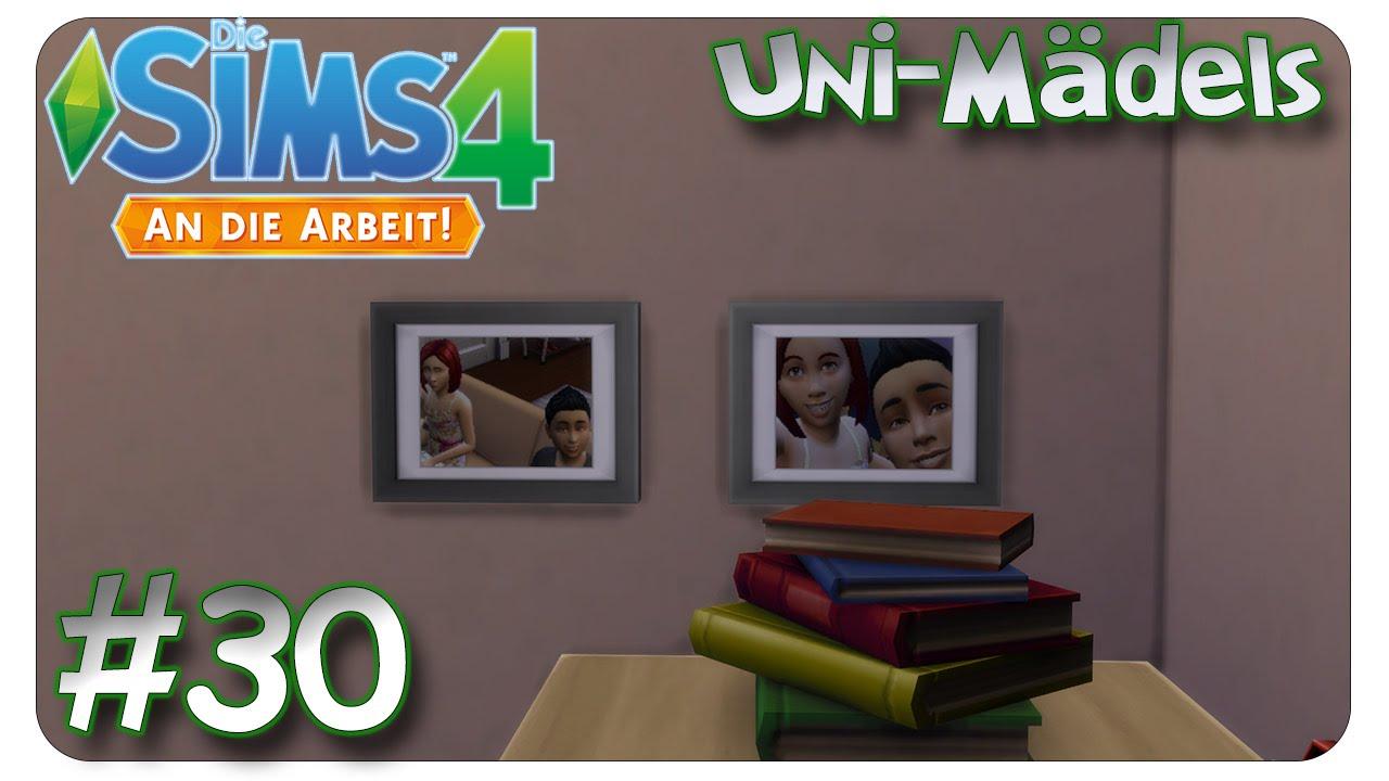 Eine Wand Voller Erinnerungen 30 Die Sims 4 Uni Mädels An Die